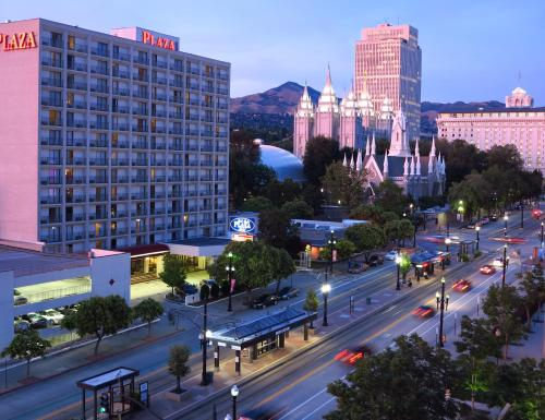 Salt Lake Plaza Hotel at Temple Square Photo