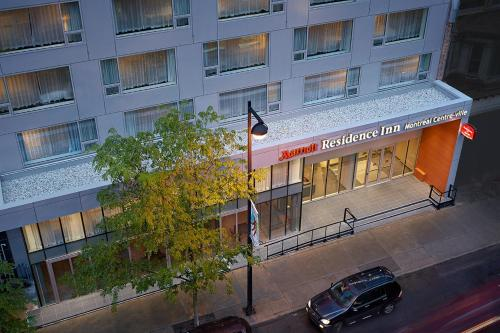 Residence Inn by Marriott Montréal Downtown Photo