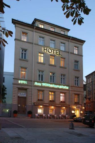 Hotel Am Wilhelmsplatz