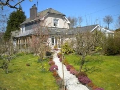 Photo of The Railway Cottage Hotel Bed and Breakfast Accommodation in Bala Gwynedd