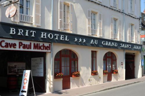 Au Grand Saint Jean - beaune - booking - hébergement