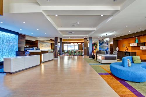 Fairfield Inn & Suites by Marriott Kamloops Photo