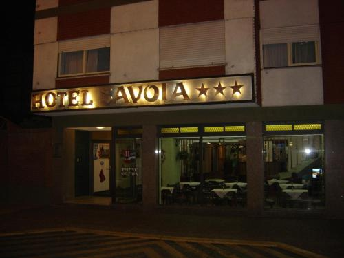 Gran Hotel Savoia Photo