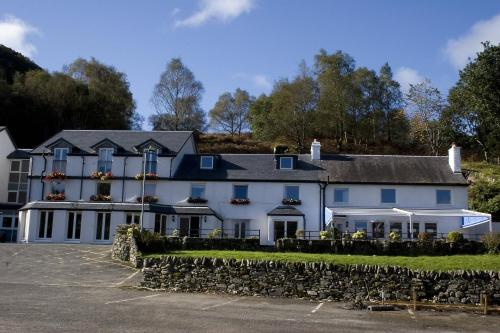 Photo of The Inn on Loch Lomond Hotel Bed and Breakfast Accommodation in Luss West Dunbartonshire