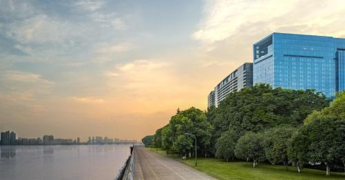 The Azure Qiantang, a Luxury Collection Hotel, Hangzhou impression