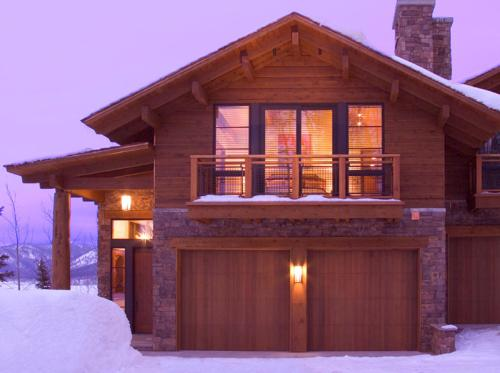 Abode at Gray Wolf Homes at Teton Village