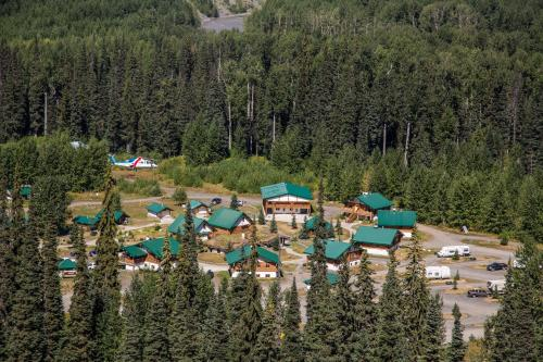 Bell 2 Lodge Photo