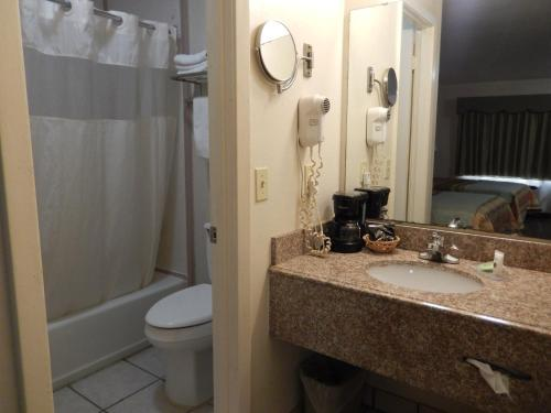 Executive Inn Pearsall Photo