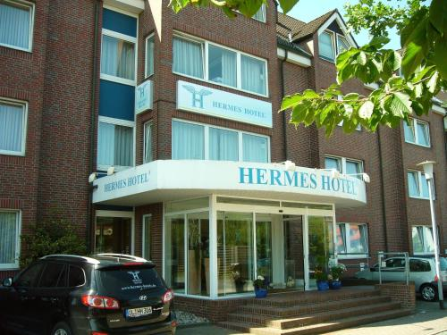 Hermes hotel oldenburg for Designhotel rosenbohm