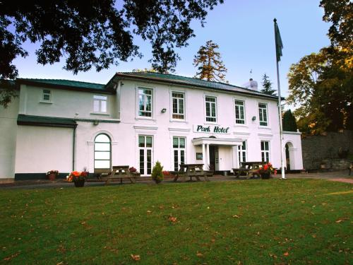 Photo of The Park Hotel Hotel Bed and Breakfast Accommodation in Abergavenny Monmouthshire