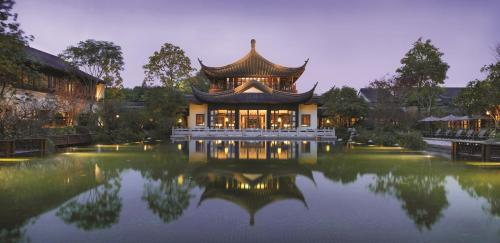 Four Seasons Hotel Hangzhou at West Lake impression