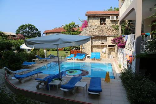 Barbaros Cad. Lale Sok. No:7, Antalya, 07500 Side, Turkey