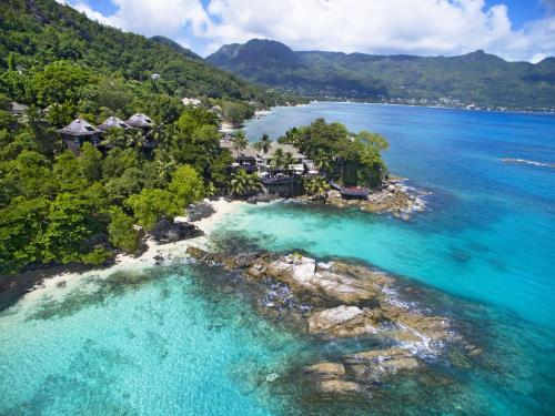 Book a hotel in Seychelles
