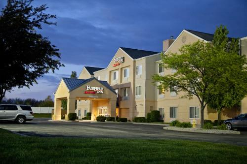 Fairfield Inn by Marriott Richmond - new-paris -
