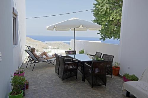 Lindos Anatoli Luxury Villa - Lindos Greece