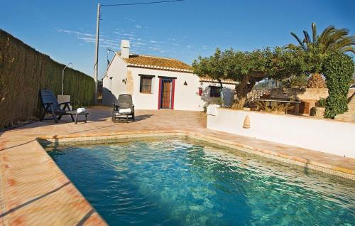 Two-Bedroom Holiday home Teulada with a Fireplace 08 - фото