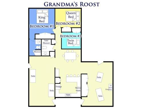 Grandma's Roost, Homes at Garden City Photo