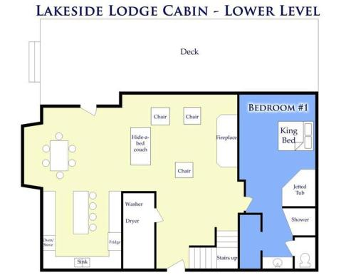 Lakeside Lodge, Cabins at Garden City Photo