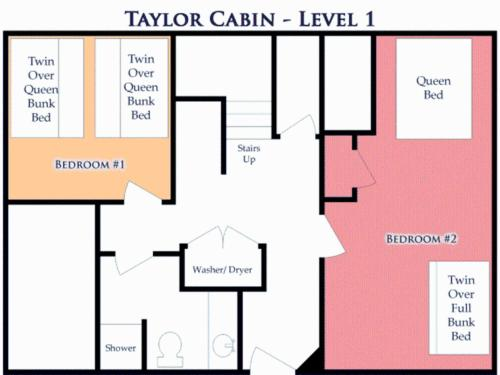Taylor, Cabins at Garden City Photo