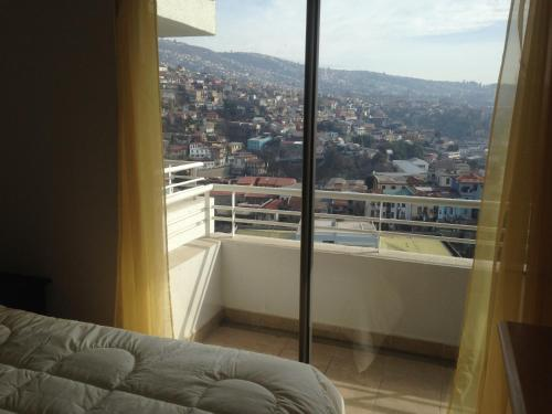 Great apartment at Valparaiso Chile Photo