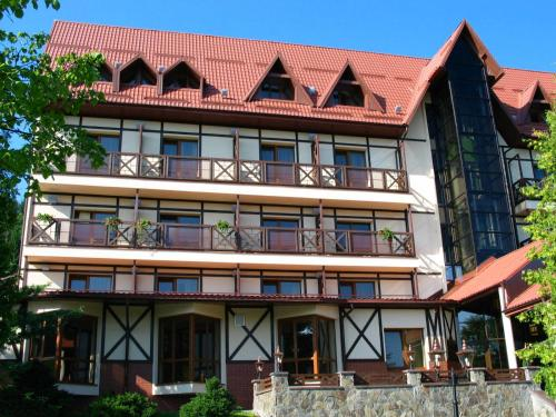 Edelveis Hotel in Yaremche from UAH228