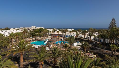 H10 Suites Lanzarote Gardens, green hotel in Costa Teguise, Spain