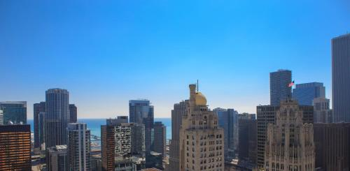 Chicago Marriott Downtown Magnificent Mile photo 43