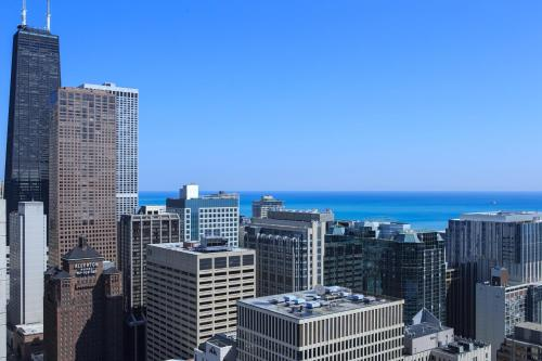 Chicago Marriott Downtown Magnificent Mile photo 44