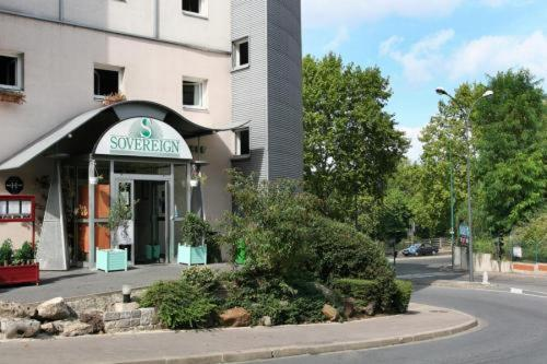 Hôtel Sovereign Saint-Ouen