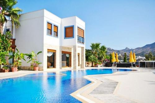 Bodrum City Sandima Villa With Private Pool 2