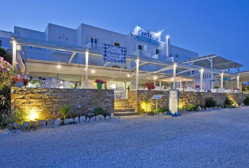 Sunday Hotel - Antiparos Greece