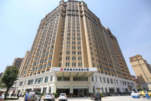 Mile Tujia Sweetome Holiday Apartment Yunling Shengshi Jiayuan Branch