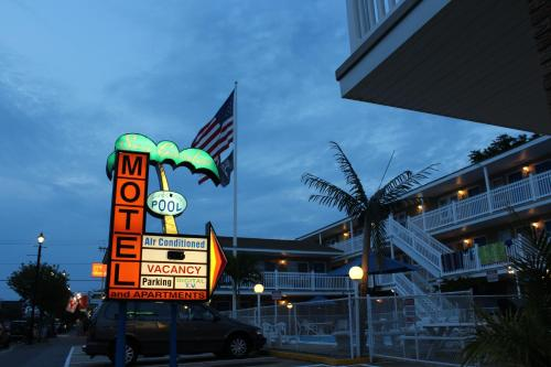 Sea Garden Motel Photo