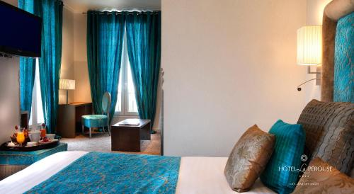 Hotel La Perouse , Nice, France, picture 22