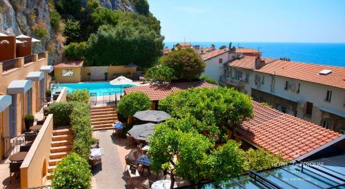 Hotel La Perouse , Nice, France, picture 28