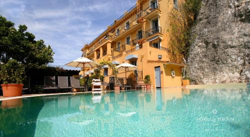 Hotel La Perouse , Nice, France, picture 31