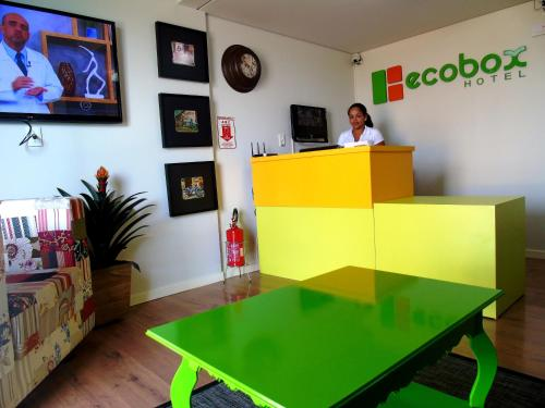 Ecobox Hotel Photo