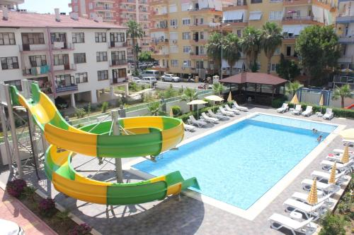 Alanya Bal Apartments adres