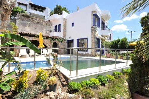 Bodrum City Sandima Villa With Private Pool 1 odalar