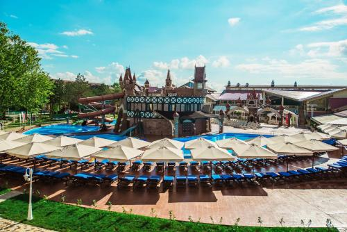 Довиль Hotel&SPA All Inclusive, Анапа