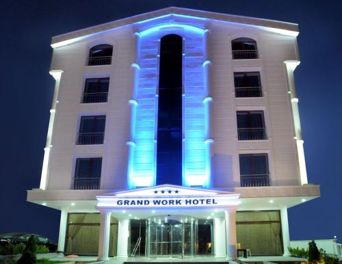 Ankara Grand Work Hotel & SPA indirim