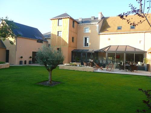 Hotel Le Saint Aubin