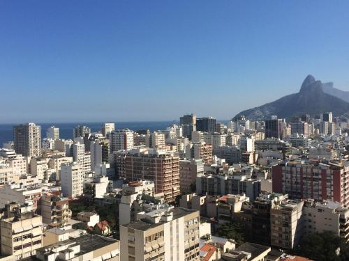 Amazing View in Ipanema Photo