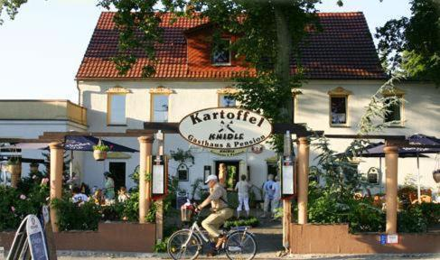 Kartoffelgasthaus & Pension Knidle