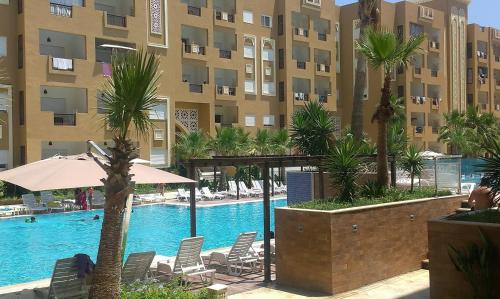 Aqua Resort Apartment Photo