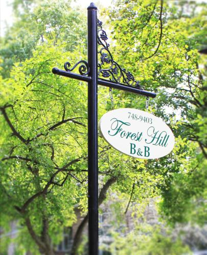 Forest Hill Bed and Breakfast Photo