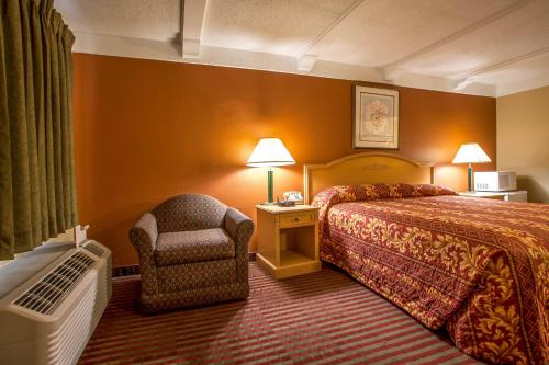 Rodeway Inn Saint Charles Photo