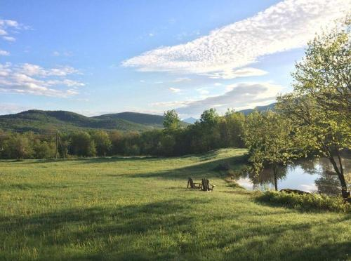 Vermont Bed And Breakfast At Russell Young Farm