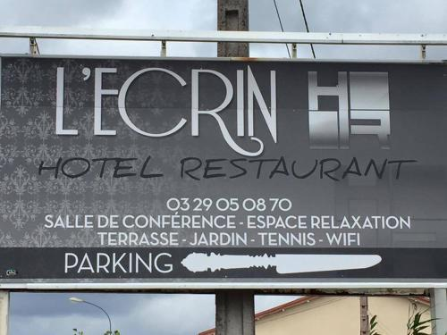 Hotel Restaurant l'Ecrin Photo