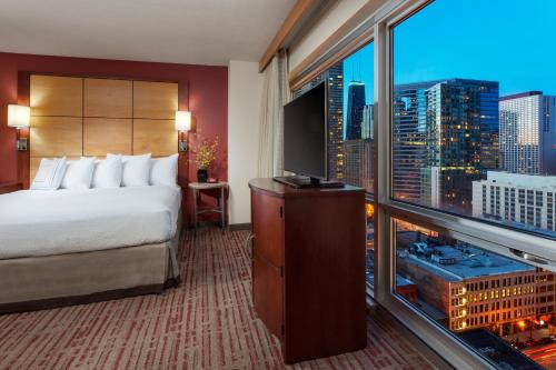 Residence Inn by Marriott Chicago Downtown/River North Photo